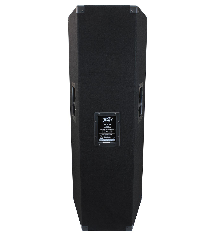 PV® 215 Quasi 3-Way Speaker | Peavey.comPeavey