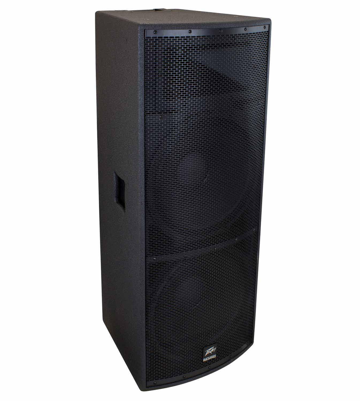 SP® 4 2x15 inch Quasi 3-Way PA Speaker | Peavey.comPeavey