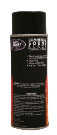 Black Touch-Up Paint