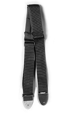 Padded 2 Inch Guitar Strap - Black
