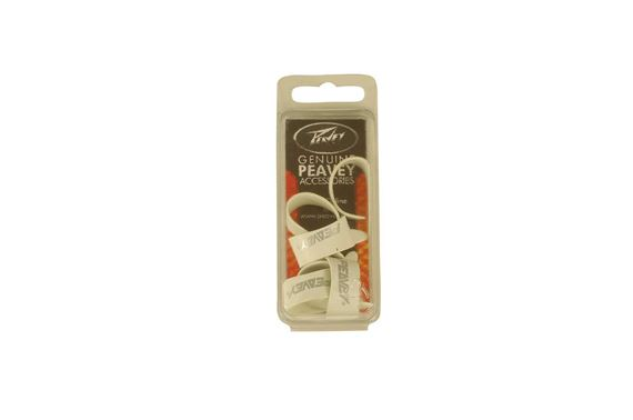 Thumb 371 Guitar Thumb Picks - Medium - White - 6 Pack