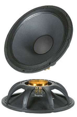 Black Widow® 1508-8 HE BWX™ Subwoofer Replacement Basket