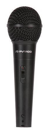 PV®i 100 1/4 Dynamic Cardioid Microphone with 1/4 inch Cable