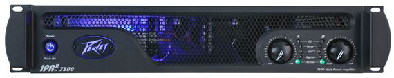 IPR2™ 7500 Lightweight Power Amp