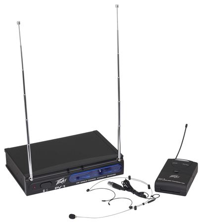 PV-1 V1 BHS VHF Headset Wireless System 214.500 MHZ