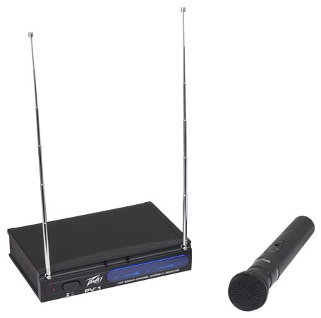 PV-1 V1 HH VHF Handheld Wireless System 198.950MHZ