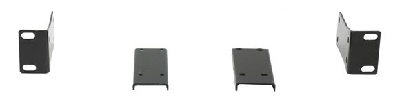 Rack Mount PV-1 Two Receivers