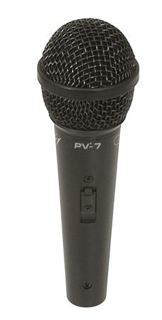 PV® 7 Microphone with XLR to XLR Cable