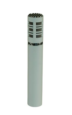 PVM™ 480 White Super Cardioid Directional Microphone