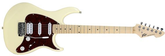 Raptor® Plus Ivory Electric Guitar