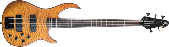 Millennium® AC 5 Natural 5 String Bass Guitar