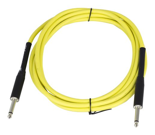 PV® 10 Ft. Yellow Instrument Cable