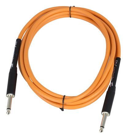 PV® Orange Instrument Cable - 20 Foot