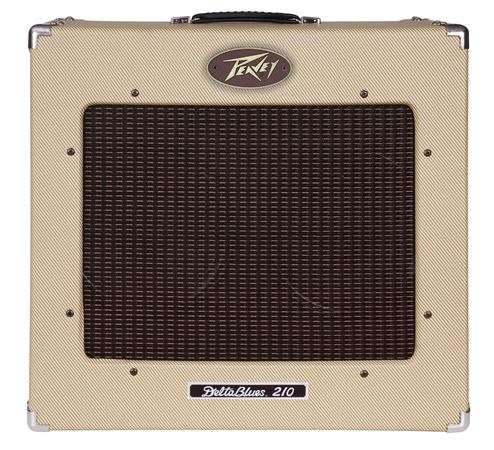 Delta Blues™ 210 Tweed Guitar Combo Amp