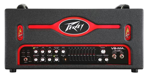 Michael Anthony VB-MA 300-Watt Bass Amp Head