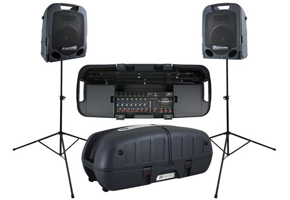 Escort® 5000  Portable PA System