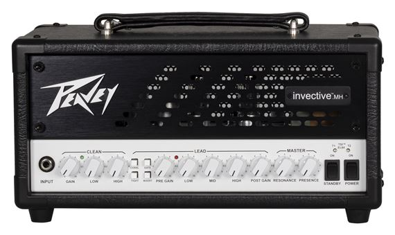 invective™ .MH Mini Amp Head