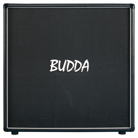 Budda® 4x12 Closed-back Cabinet