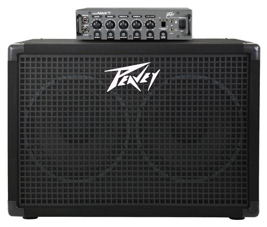 MiniMAX® Bass Guitar Amplifier Package with Headliner™ 210 Cab