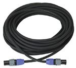 50 Ft. 14-gauge Neutrik®/Neutrik® Cable