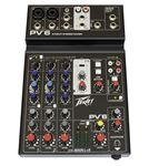 PV® 6 6-Channel Compact Mixer