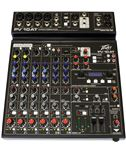PV® 10AT Compact 10 Channel Mixer with Bluetooth and Antares® Auto-Tune