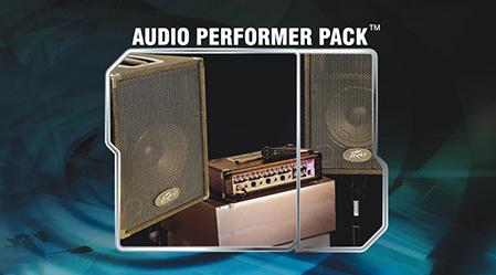 Audio Performer Pack