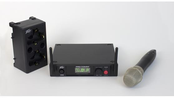 ProComm 2.4 GHz Digital Wireless Microphone Systems