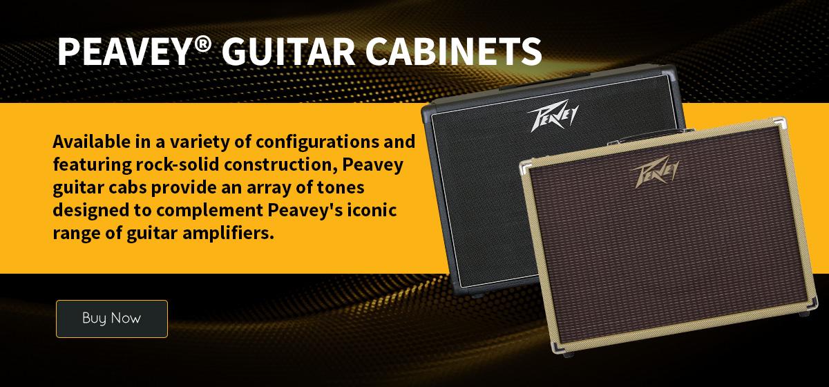 Peavey Guitar Cabinets