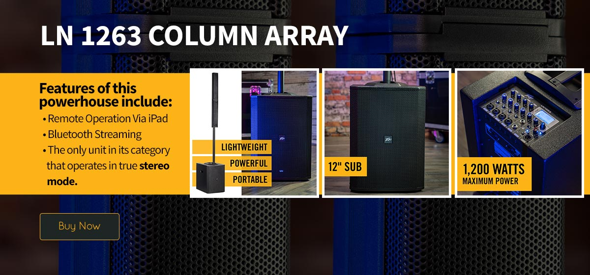 LN™1263 Column Array