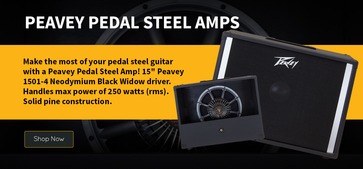 Peavey Pedal Steel Amps