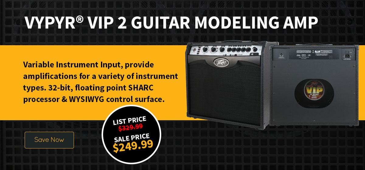 Vypyr® VIP 2 Guitar Modeling Amp