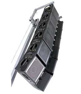 Versarray Series line array enclosures