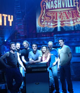 Peavey Shares Nashville Star Spotlight