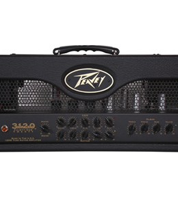 Peavey Launches the All-Tube 3120 Guitar Amplifier