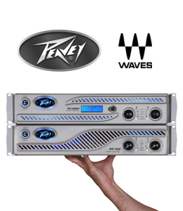 Peavey IPR Power Amplifiers