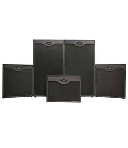 Bass Enclosures for Award-Winning VB Series