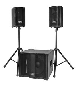 Powerful TriFlex II Portable Audio System