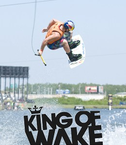 King of Wake Professional Wakeboarding Tour