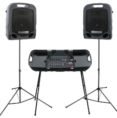 Peavey Escort 3000 Portable Sound Reinforcement Systems