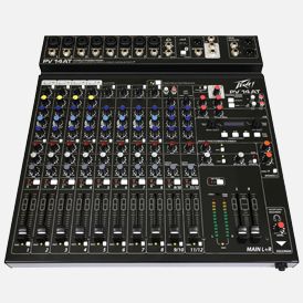 PV AT Series Mixers with Antares Auto-Tune