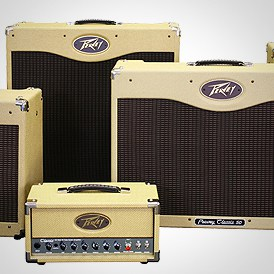 Updated Classic Series Guitar Amps