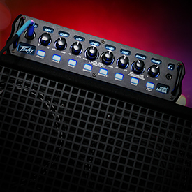 MiniMEGA 1000 Watt Bass Amplifier Head